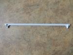 Накладка стекла полки задняя Beko 490mm  (4561520100)