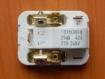 Реле компрессора 103N0018  (RLY006DF)